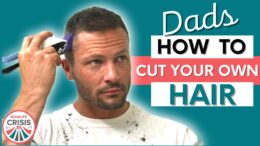Dudes Guide To Cutting Your Own Hair